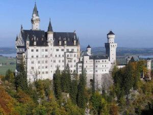 betydningen af drømme om et slot - drømmetydning slot som drømmesymbol