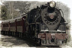 betydningen af drømme om tog - drømmetydning tog som drømmesymbol