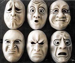 Følelsernes kompas - om de fem grundfølelser