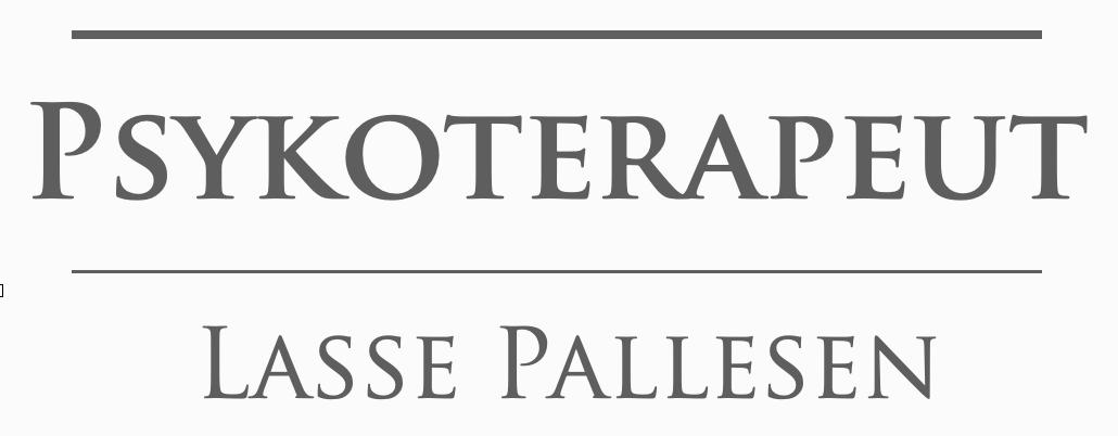 Psykoterapeut København Lasse Pallesen
